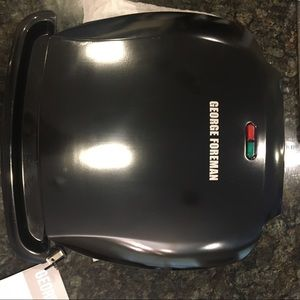 George Foreman Grill New Without Box